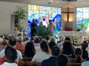 Sacerdoce Père Patrick Bruzzone MIR association